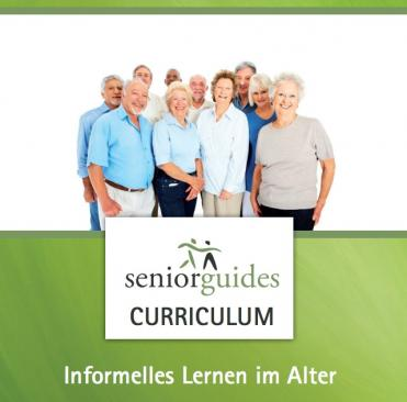 Titelblatt Senior Guides-Curriculum